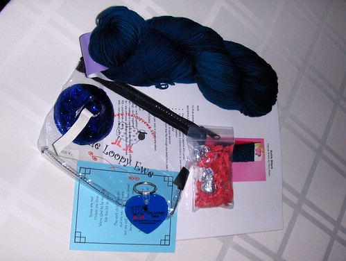 "The Loopy Ewe ""Don't Be Blue"" Kit"