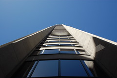 How high (burning desire photography) Tags: city building sydney tall reach