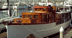 1928 Motor Sailing Yacht Portola (Konabish ~ Greg Bishop) Tags: classic movie marine sailing yacht antique marilynmonroe maritime restored motor movieset powerboat motoryacht starring luxurious somelikeithot portola billywilder longbeachcalifornia tonycurtis jacklemmon 2000views coronadocalifornia fantailyacht alamitosbaycalifornia filminglocale filmedaboardportola