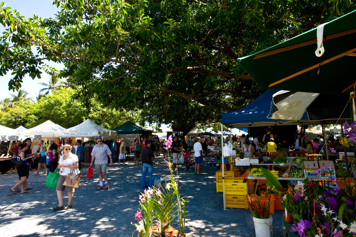 Port Douglas Farmers Market (1 of 1)