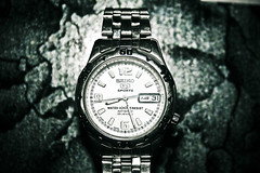 watch (ahmed naguib) Tags: effects watch seiko backlighting lightroom