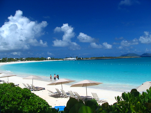The Beach at Maundays Bay, Anguilla por jeremy_h.
