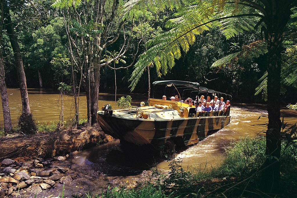 Cairns - Kuranda Heritage