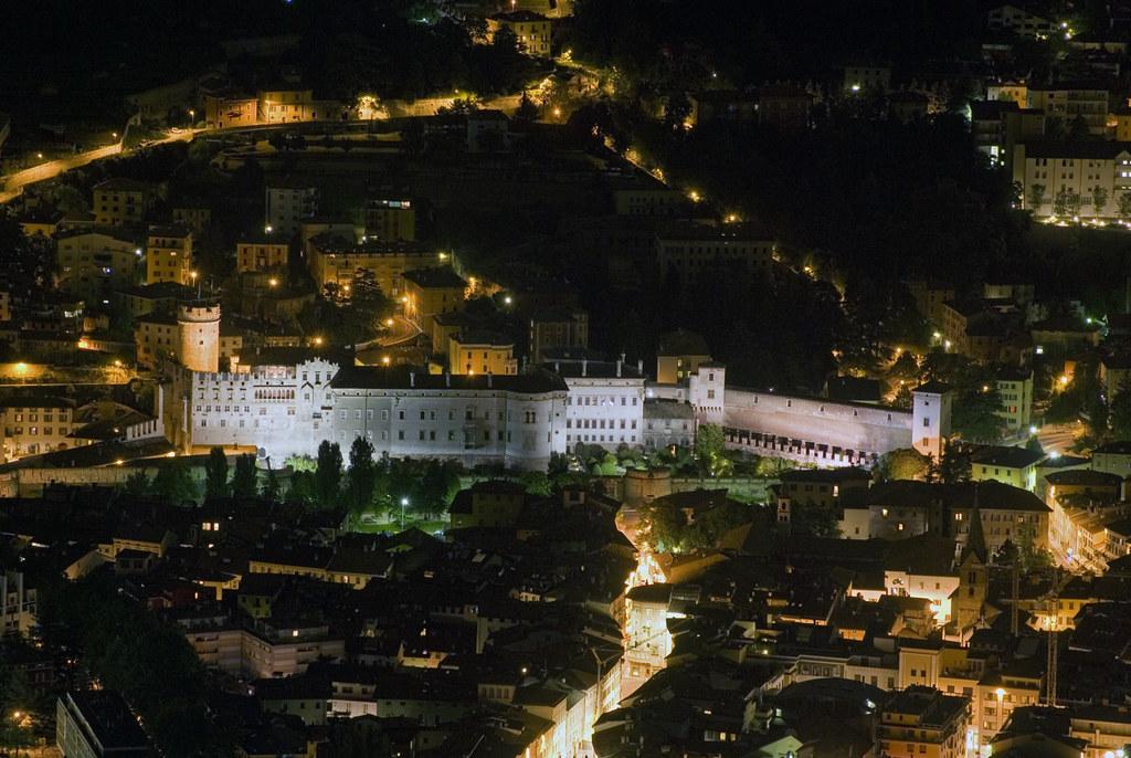 Замок Buonconsiglio, Тренто