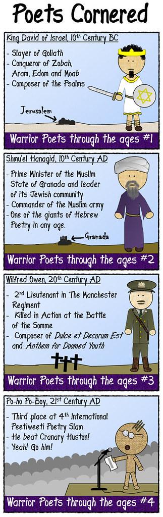 #35 - Warrior Poets
