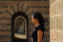pensieri nel vento (*sonnenschein*) Tags: pensieri vento archi tufo caserta mattoni percorso acquedottocarolino valledimaddaloni pontidellavalle vanvitelli nikon3000