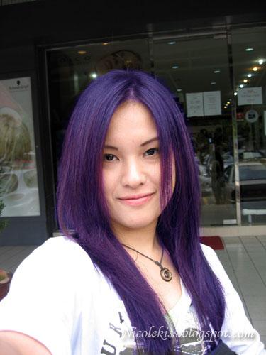 purple nicole