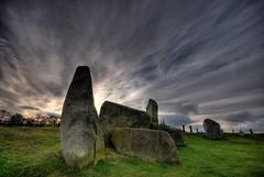 Easter Aquorthies Stone Circle 2 (Robin and Mhairi) Tags: nikon sigma aberdeen 1020 hdr photomatix d80