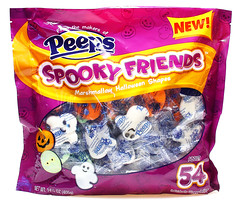Peeps Spooky Friends