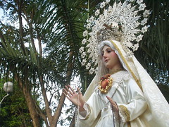 Our Lady of Fatima Close up