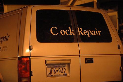 C(l)ock Repair