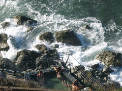 The Baths at Esalen Big Sur (surharper) Tags: california bigsur highway1 baths wilderness esalen hotsprings workshops psychology retreats ventanawilderness stevenharper esaleninstitute humanisticpsychology