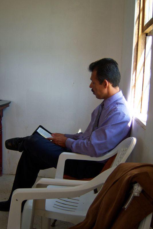 Pastor Martinez