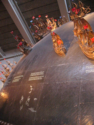 A 3-D display of Swedish naval history | Flickr - Photo Sharing!