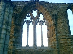 Whitby Abbey detail 13