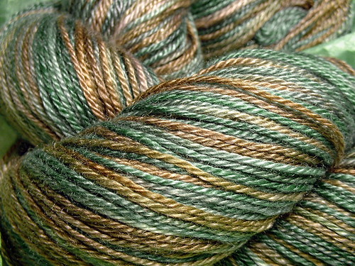 Ellen's Half-Pint Farm Wool/Tencel