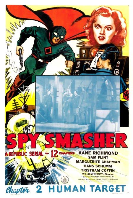 spy smasher serial