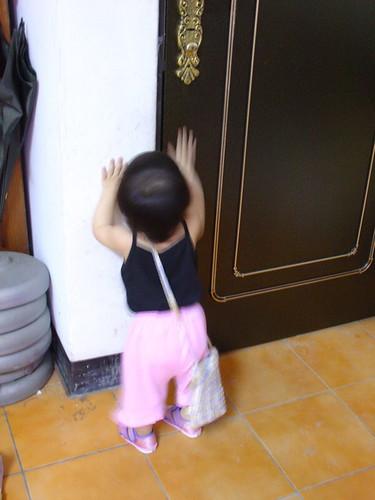 蝦餅OS:我要出去啦~
