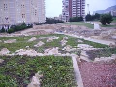 Maqbara islmica (earendil.thesailor) Tags: romano alicante leuke ibero akra lucentum yacimientoarqueolgico