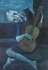 Image of Picasso painting
