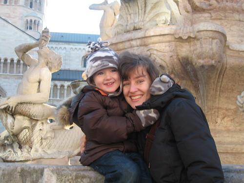 Momma e Miles