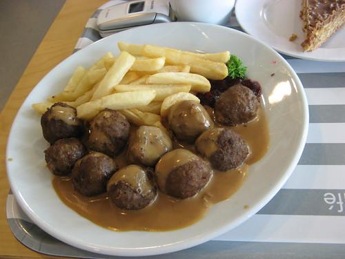 Ikea Meat Balls