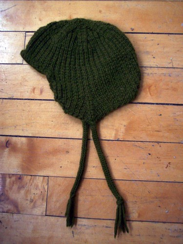 army earflap hat