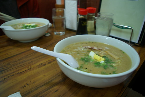 Ramen is one of the many foods to be found a short walk from the Little Tokyo/Arts District Station.
