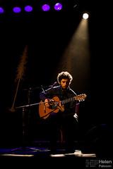 Jos Gonzlez, The Tivoli, 03/01/08 (HelenPalsson) Tags: concert livemusic australia brisbane qld josgonzlez thevalley josegonzalez thetivoli thedwarf