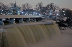 1/365 (shawn peps) Tags: winter mist canada ice river sussex waterfall downtown ottawa project365