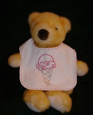 ice cream bib