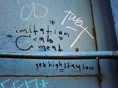 04689.jpg (Ride it like you find it...) Tags: road railroad urban art metal yard train graffiti sketch rust paint track artist hole streak drawing steel tag stock over tracks picture rail riding railcar writers rails gondola writer locomotive boxcar written palimpsest streaks hobo hopper along freight rolling hopping hoboes stiff bindlestiff solid highball freighttrain freights bindle sprayed hobos hotshot flatcar monikers moniker paintstick hobotag freighthoppers freighthopper