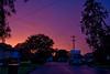 sunset after rain, 37/366 (HelenPalsson) Tags: street sunset rain suburbia brisbane kedron 20080206