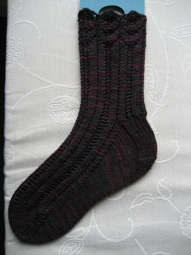 Lenore Sock#1