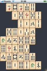 mahjong ispazio iphone ipod touch game (5)