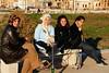 Smokin' Girls (hazy jenius) Tags: trip travel girls lebanon smoke headscarf middleeast hijab places backpack sour libano worl waterpipe tyre liban sheesha libnan nargileh hejab
