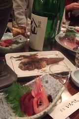 Squid okizuke from Hachinohe