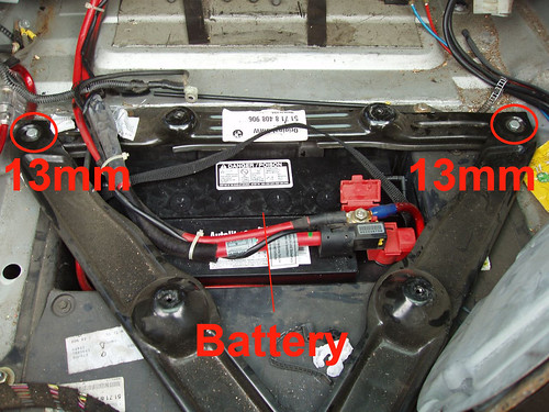 Bmw X5 Battery Location On 2004 Wiring Automotive Wiring