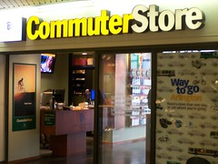 Arlington County Commuter Store