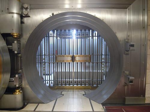 bank vault II