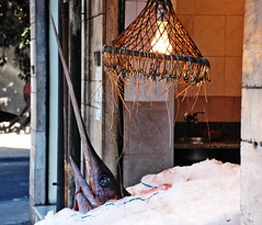 Catania (Italy) - Swordfish (Danielzolli) Tags: italien italy fish italia fisch sicily italie sicilia swordfish pesce ryba riba sizilien sicilie pescespada wochy italija schwertfisch ryb sycylia taliansko taljansko