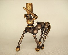Robot Centaur Horse Man Wood Statue of Sagittarius 4 (Builders Studio) Tags: wood fiction people sculpture horse man art classic animal statue metal trek toy person star robot punk comic technology geek mechanical tech metallic space painted machine artificial science retro steam nasa replica ia figure half scifi hunter pulp wars zodiac figurine creature mythology myth android prop mecha droid geekery bot mech robo automaton steampunk centaur robotic sagittarious sagittarian cyclon