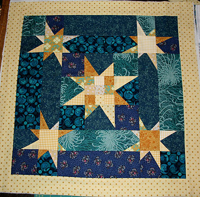 Star Swap Quilt