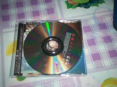 原裝絕版 2004年 8月4日  安倍麻美 初回 洛克人X CD 原價 1000 yen 中古品 2