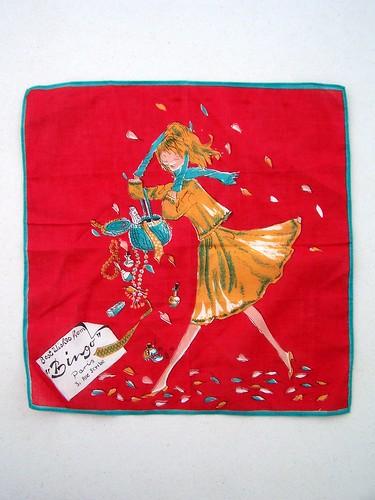 bingo handkerchief