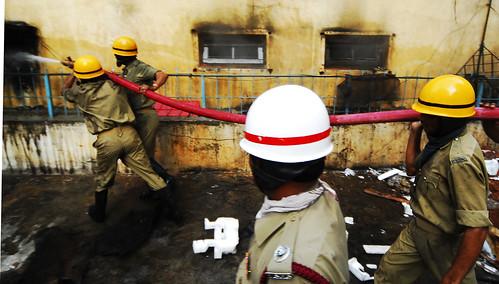 Bangalore Fire