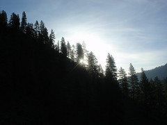 Boise National Forest Sunrise
