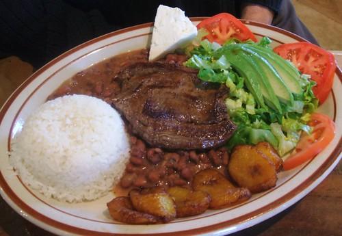 Honduran steak