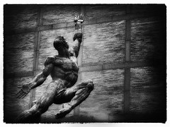 Dancer (Marcelo Garcia Ferreyra) Tags: dancer black white bnw jump stilized dance