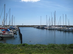 La marina d'Ystad